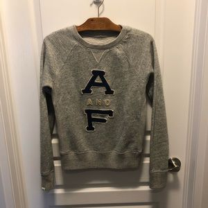 SALE 4 for $30 Abercrombie and Fitch pullover
